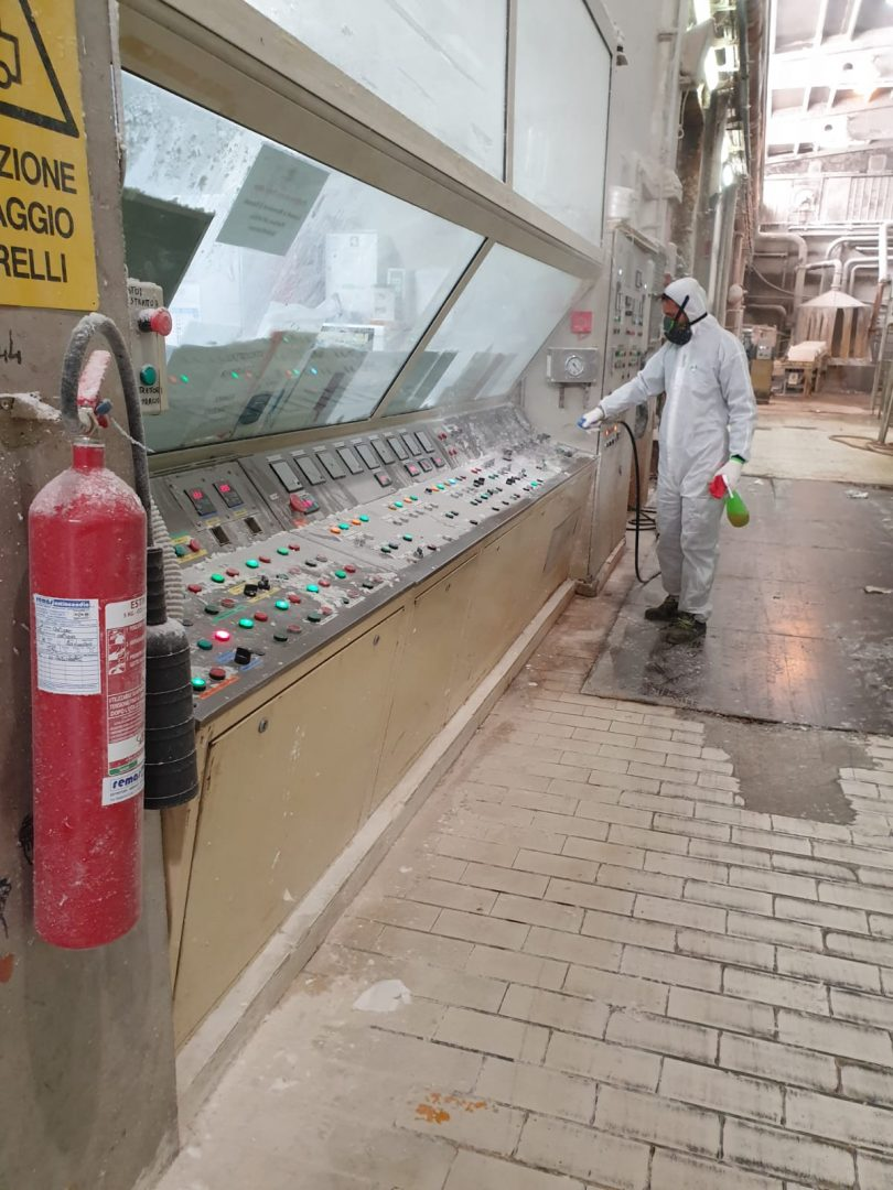 Giglio Eco Group | i nostri servizi | sanificazione e disinfezione